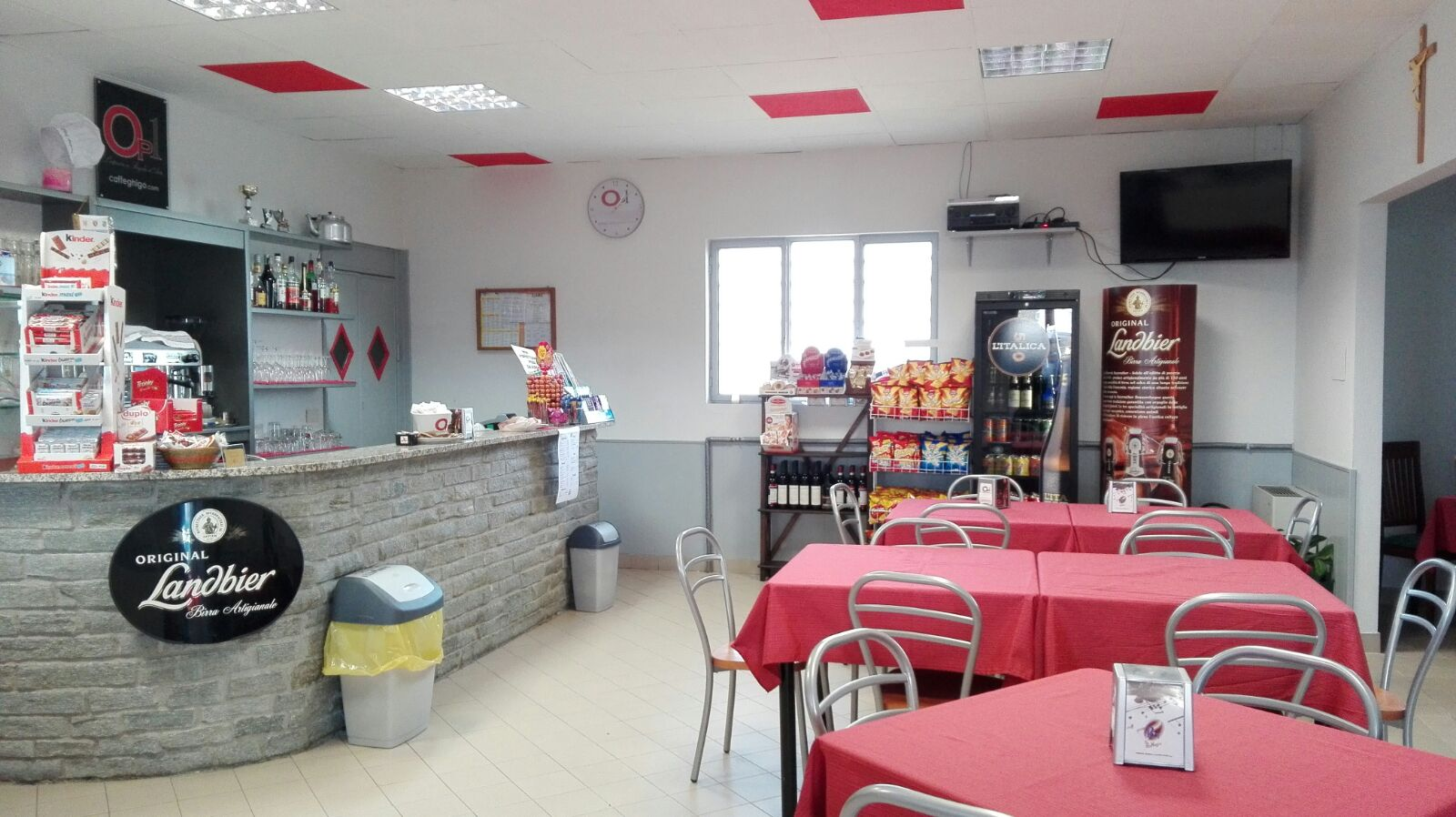 Bar - ristorante