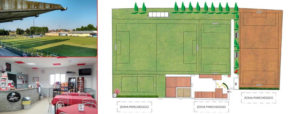 Campo sportivo di Poirino