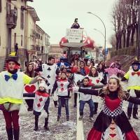 Carro di Carnevale 2015