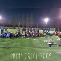 PRIMI CALCI 2009