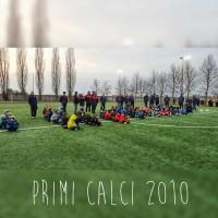 PRIMI CALCI 2010