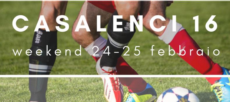 Casa Lenci 16 | Weekend 24-25 febbraio