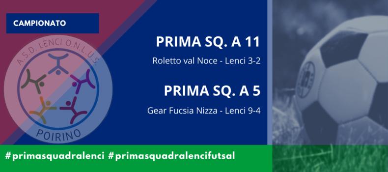 #CASALENCI n.6 | Prime Squadre