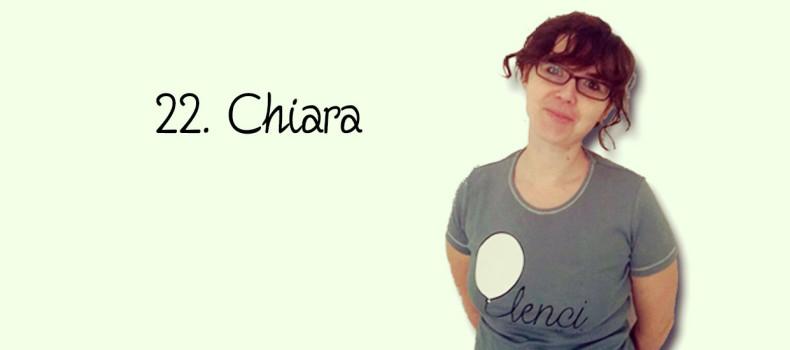 Facce da Lenci 22 – Chiara Pustianaz