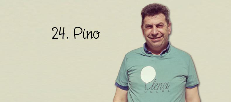 Facce da Lenci 24 – Pino Bosco